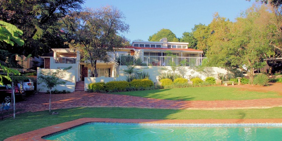 Groenkloof Self-Catering Accommodation in Pretoria
